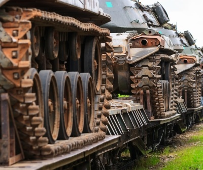 war tanks